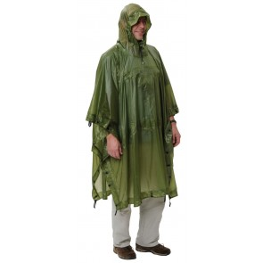 EXPED Bivy-Poncho UL green-20