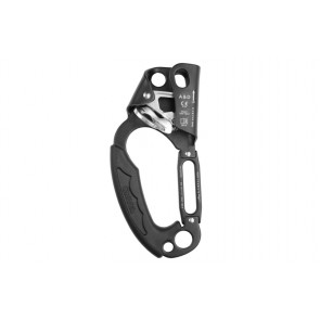 Grivel Accessory Rock Safety A&D Ascender Descender Left Black-20