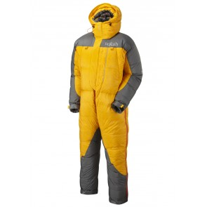 Rab Expedition 8000 Suit Gold/Shark-20