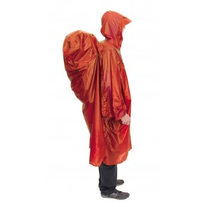EXPED Pack Poncho UL terracotta-20