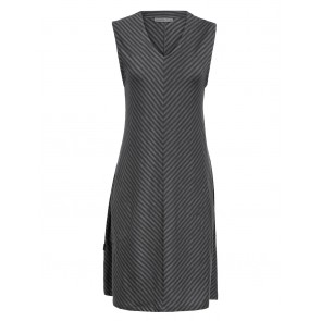 Icebreaker Wmns Elowen Sleeveless Dress Monsoon-20