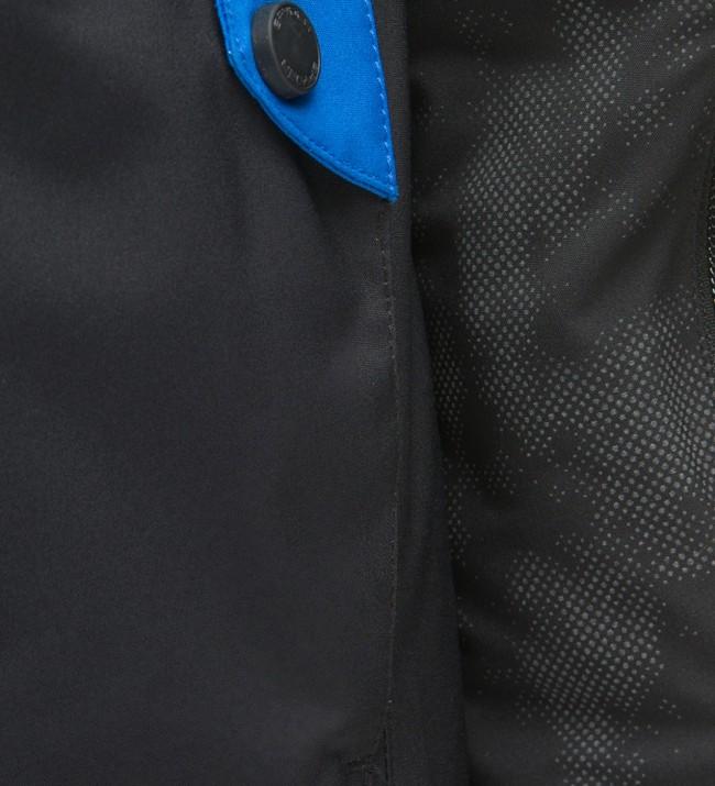 9acccb0ef Spyder Boy's Tordrillo Jacket 024 Cloudy Reflective Distress Prt/Black/Turkish  Sea-00