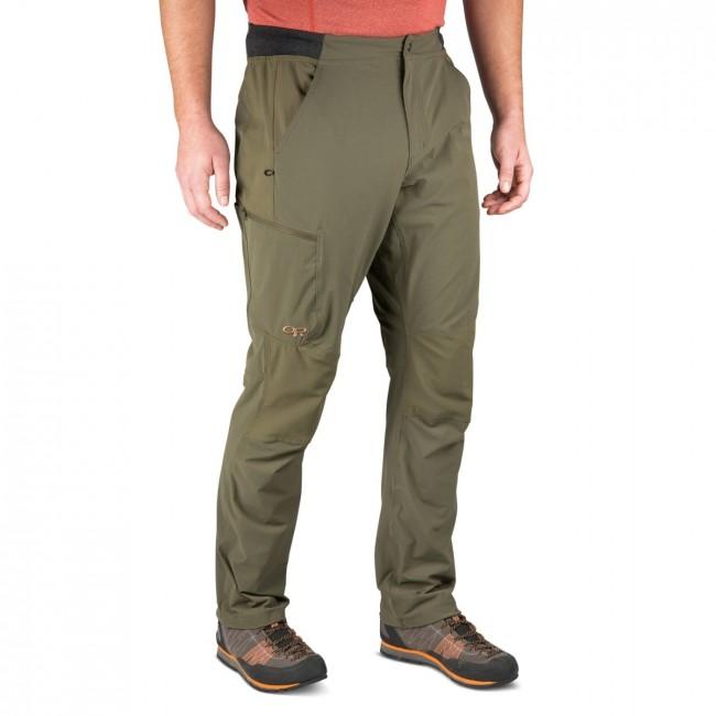Outdoor Research Men's Ferrosi Crag Pants fatigue en