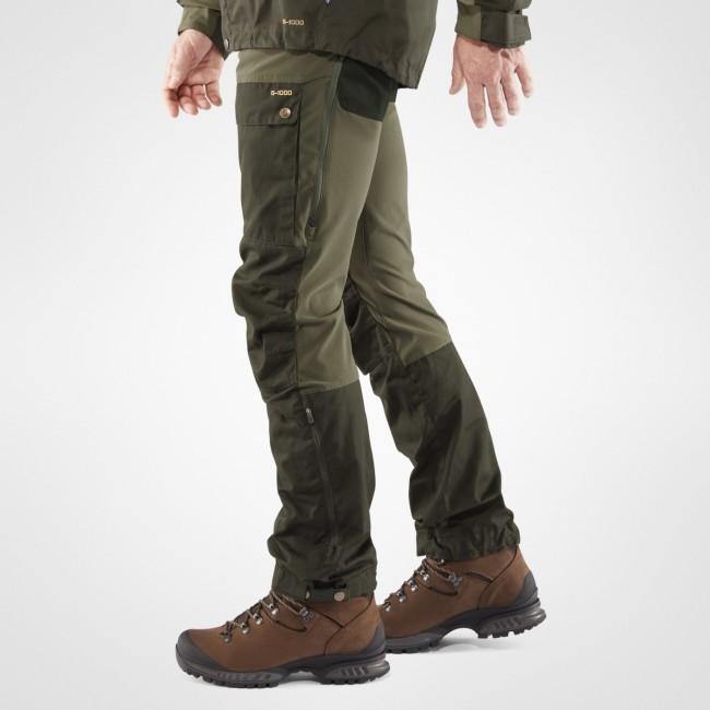 74c15e705 FjallRaven Keb Trousers M Deep Forest-Laurel Green - en