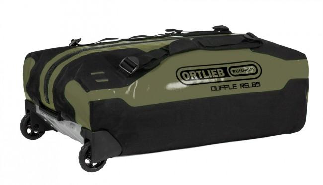 Ortlieb 85L Duffle 85 Bag Olive//Black