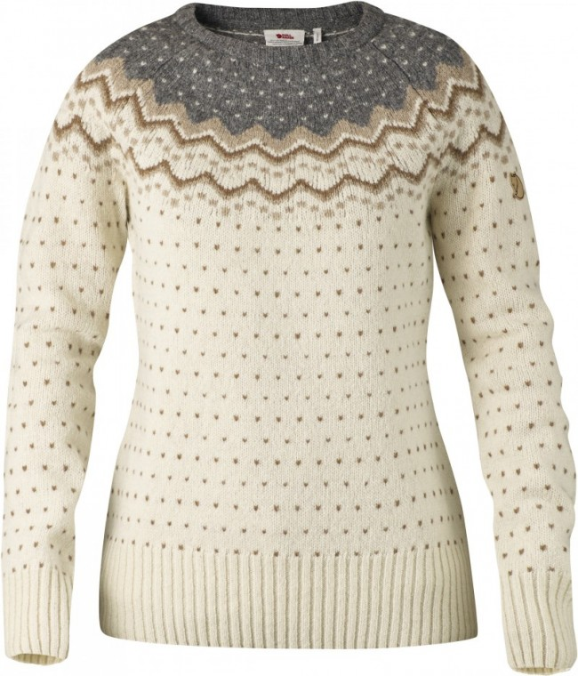 FjallRaven Övik Knit Sweater W. Sand en