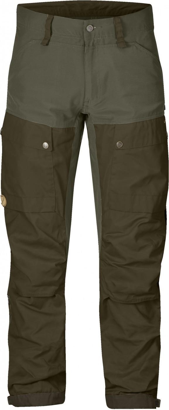 61567cebc FjallRaven Keb Trousers Long Deep Forest-Laurel Green - en