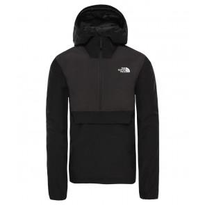 The North Face Men's Waterproof Fanorak Jacket TNF BLACK-20