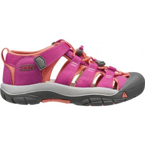 Keen Newport H2 C Very Berry/Fusion Coral-20