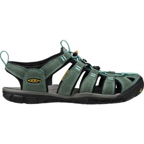 Keen Clearwater Cnx Leather W Mineral Blue/Yellow-20