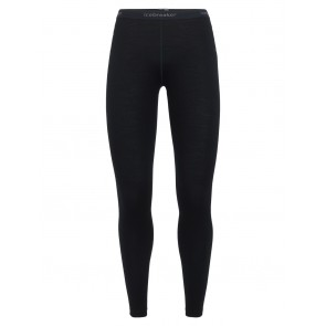 Icebreaker Wmns 260 Tech Leggings Black-20