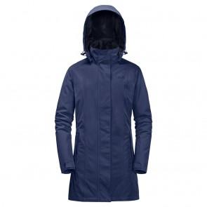 Jack Wolfskin Madison Avenue Coat lapiz blue-20