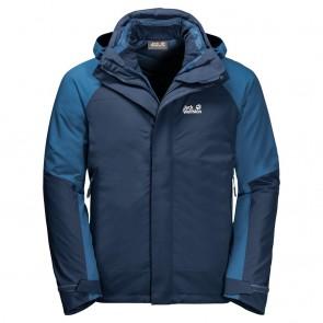 Jack Wolfskin Steting Peak Jacket M dark indigo-20