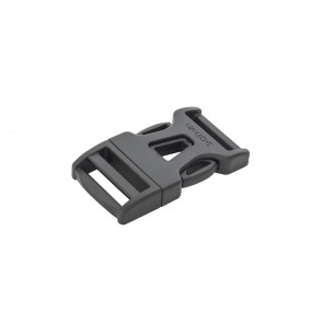 VAUDE Steckschnalle 25 mm Single Adjust black-20