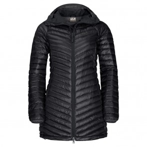 Jack Wolfskin Atmosphere Coat W black-20