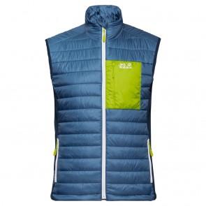 Jack Wolfskin Routeburn Vest M indigo blue-20