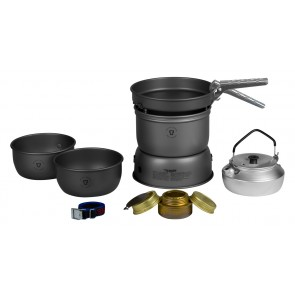 Trangia Storm Cooker 27-2 HA small with Kettel-20