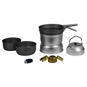 Trangia Storm Cooker 25-8 UL/HA Large with Kettel-20