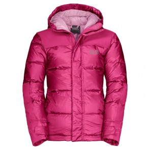 Jack Wolfskin Mount Cook Jacket Kids pink fuchsia-20