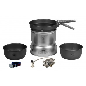 Trangia Storm Cooker 27-7 UL/HA small, with Gas Burner-20