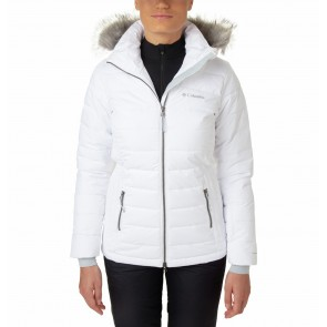 Columbia Ponderay Jacket White-20