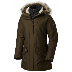 Columbia Carson Pass Ic Jacket Olive Green-20