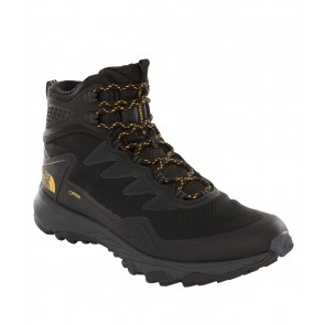 The North Face Men's Ultra Fastpack III Mid GORE-TEX Boots TNF BLACK/AMBER-20