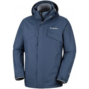 Columbia Bugaboo II Fleece Interchange Jacket Collegiate Navy-20