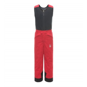 Spyder Mini Expedition Pant 600 Red/Black/Black-20