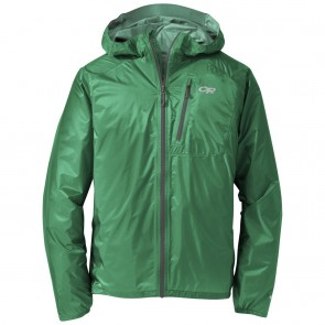 Outdoor Research Men's Helium II Jacket aloe/charcoal-20