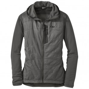 Outdoor Research Women's DeviatHoody pewter-20