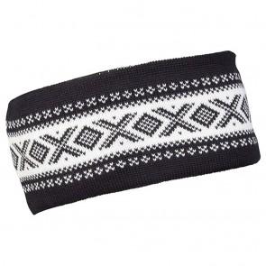 Dale of Norway Cortina Merino headband Black / off white-20