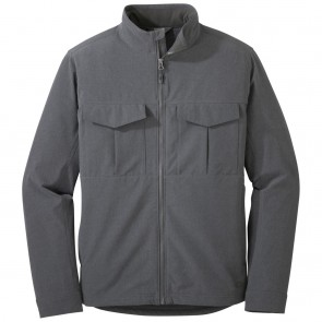 Outdoor Research Men's Prologue Field Jacket charcoal heather-20