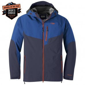 Outdoor Research Men's Hemispheres Jacket naval blue/cobalt-20