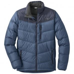 Outdoor Research Men's Transcendent Down Jacket dusk/naval blue-20
