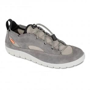 Lizard Shoe Fin II Leather shark grey-20