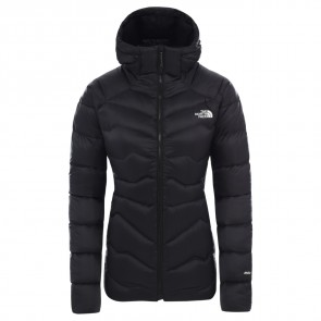 The North Face Women's Impendor Down Hoodie TNF BLACK/TNF WHITE-20