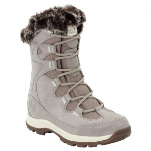 Jack Wolfskin Glacier Bay Texapore High W light grey / champagne-20