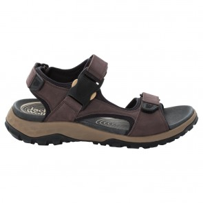 Jack Wolfskin Rocky Path Lt Sandal M dark brown / black-20