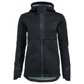 VAUDE Women's Cyclist Winter Softshell Jacket black-20