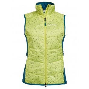 VAUDE Women's Sesvenna AOP Vest III duff yellow-20