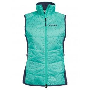 VAUDE Women's Sesvenna AOP Vest III peacock-20