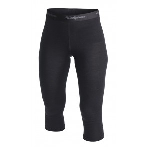 Woolpower 3/4 Long Johns W´s LITE Black-20