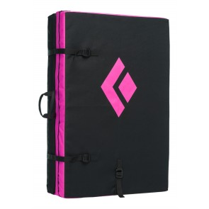 Black Diamond Circuit Crash Pad Black-Ultra Pink-20
