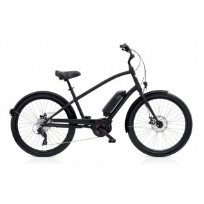 Electra Townie Go! 8D Men's Matte Black-20