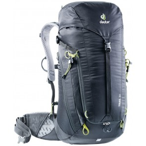 Deuter Trail 30 black-graphite-20