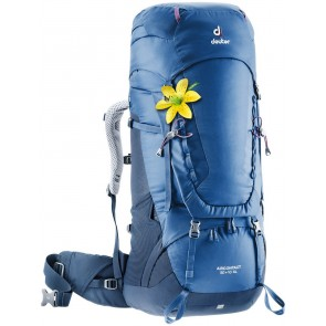 Deuter Aircontact 50 + 10 SL steel-midnight-20