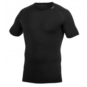 Woolpower Tee LITE Black-20