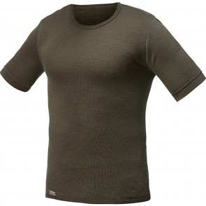 Woolpower Tee 200 Pine Green-20