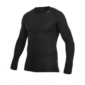Woolpower Crewneck LITE Black-20
